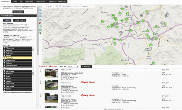 MLS-search-asheville-REO-foreclosure-properties